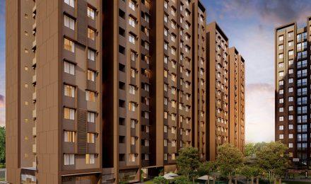 2 BHK apartments in Arvind Smart City, Nr. Arvind Campus, Naroda Road