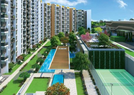 L&T Seawoods Residences