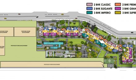 L&T- Seawoods Residences-Phase I