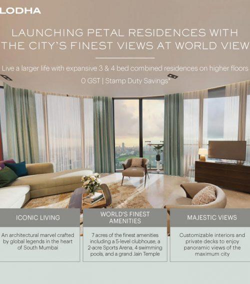 Petal Residences at World View