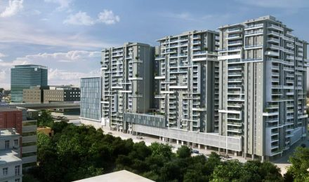 Luxury Residences Opp VR & Phoenix Mall, Whitefield Road Bangalore